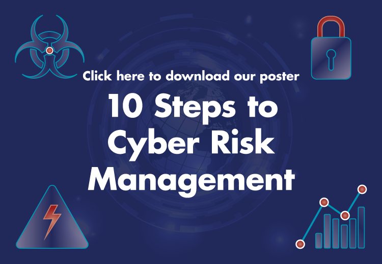 10 Steps to Cyber Risk Management