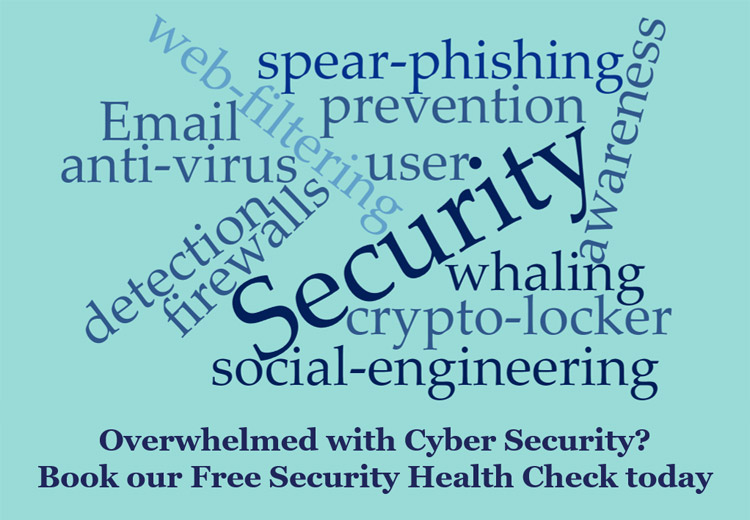 Free Cyber Security Health Check