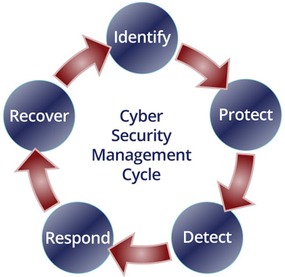 Cyber Security Management Cycle